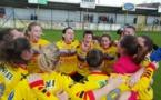 Les Calaisiennes sont engagées dans le championnat interligue Nord Pas de Calais - Picardie (photo club)