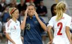 Abily était présente en 2013 et 2009 lors des éliminations en quart de finale (photo UEFA.com)