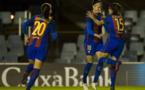 Les Barcelonaises prennent une petite option devant Twente (photo FCB)