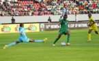 La joueuse d'Arsenal, Oshoala (photo CAF)