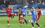 Bleues - FRANCE - ESPAGNE : le résumé vidéo