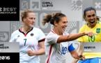 FIFA - Meilleure joueuse 2016 : BEHRINGER, LLOYD et MARTA dans la liste finale
