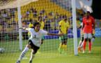 Eshun permet de décrocher le bronze (photos CAF)