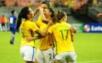 Trois sur trois pour le Brésil à Manaus