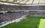 La Volkswagen Arena de Wolfsburg (photo DR)