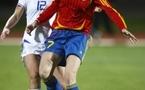 L'Espagnole Adriana Martín n'a pas trouvé la faille à face aux partenaires de Hoogendijk (photo : rfef)