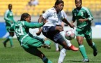 Le Nigeria a dominé mais doit s'incliner face à l'Angleterre (foto-net/fifa.com)