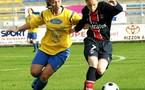 Déplacements difficiles pour les joueuses de St-Brieuc et du PSG (photo : OF)