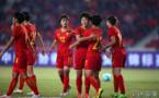 La Chine s'impose avec une troisième victoire lors de son tournoi (photo CFA)