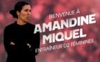 #D2F - Amandine MIQUEL entraîneur du STADE DE REIMS