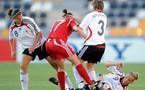 Pas de but entre Allemandes et Canadiennes (foto-net)