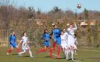 Gauvin et l'attaque tricolore sont restées muettes (photo Soccer Network)