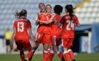 #CyprusCup - Troisième journée : résultats et buteuses, SUISSE - COREE DU SUD en finale