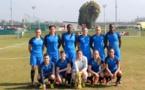 Le onze de départ (photo Soccer Network)