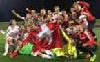 La Suisse fête sa victoire historique