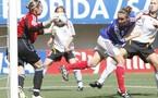 Pervier réussit le doublé mais la France s'incline 3-5 (foto-net)