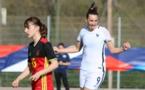U17 - Tour Elite : FRANCE - BELGIQUE (3-0), la qualification en vidéo avec les réactions