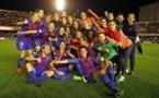 La joie barcelonaise (photo Miguel Ruiz/FCB)
