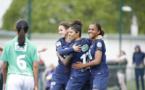 Les Parisiennes retrouveront Lyon en finale au stade de la Rabine (photo PSG)