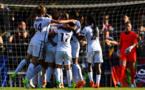 Les Parisiennes ont fait une bonne opération à l'extérieur (photo UEFA.com)
