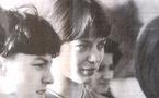 Corinne Diacre, à 19 ans (photo archives)