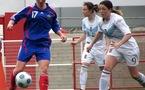 Gaétane Thiney compte 21 sélections (photo : S. Duret)