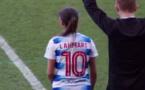 Lahmari porte le n°10 (photos Adam Repea)