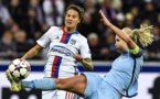 Marozsan et Lyon s'inclinent de nouveau au Parc OL (photo UEFA.com)