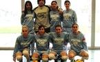 L'équipe d'Aix (photo : S. Duret)