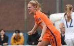 Baijings buteuse avec les Pays-Bas (photo UEFA.com)