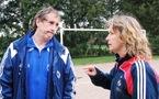 Paco Rubio et Sylvie Mayot (photo : Sébastien Duret)