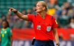 Bibiana Steinhaus dans l'élite du football allemand (photo FIFA.com)