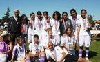 Les Toulousaines victorieuses en Coupe Fédérale 13 ans