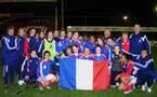 Les Françaises s'étaient qualifiées aux Pays-Bas (photo ci dessus)