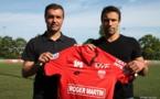 #D2F - Yannick CHANDIOUX nouvel entraîneur de DIJON