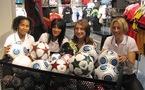 Euro 2009 : réactions vidéo de S.Soubeyrand et L.Georges