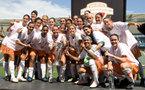 Les joueuses du Sky Blue FC (photo : John Todd/isiphotos.com)