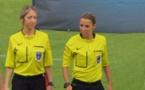 #WEURO2017 - La Française Stéphanie FRAPPART pour le match d'ouverture