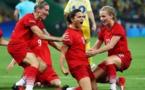 Marozsan et l'Allemagne ont toujours battu la Suède en matchs officiels
