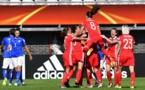 Les Russes s'imposent 2-0 pour leur premier match (photo UEFA.com)