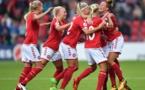 Le Danemark sort son voisin scandinave de l'Euro (photos UEFA.com)