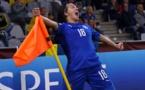 La joie de Sabatino (photos UEFA.com)