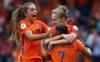 Martens, Miedea et van de Sanden, un trio offensif qui a envoyé son équipe en demi-finale