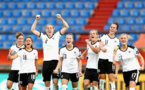 La joie autrichienne lors de la séance de tirs au but (photo UEFA.com)