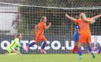 Pelova débloque la situation après dix minutes de jeu (photo UEFA.com)