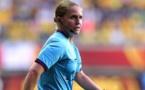 Esther Staubli a dirigé la finale de l'Euro et sera à la Coupe du Monde U17 masculine