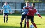 8 buts lors de Monteux - Arpajon (photo : Thierry Saunier)
