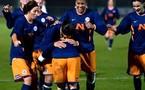 Ramos et Lattaf congratulées après le but (photo : girlsplay)
