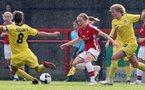 Arsenal se qualifie sans difficulté (photo : Arsenal.com)