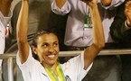 Marta et Cristiane championnes du Brésil avec Santos